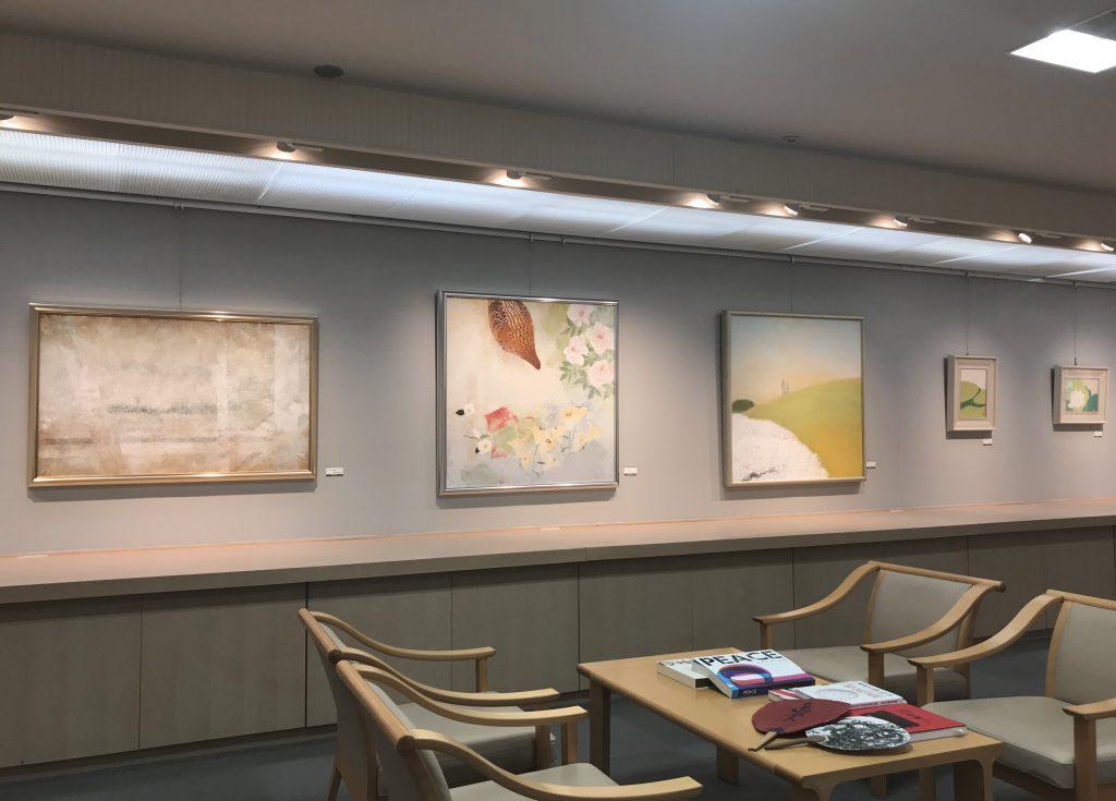 八木橋百貨店アートサロン個展 無事終了しました